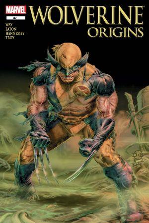 Wolverine Origins #37