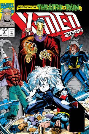 X-Men 2099 (1993) #4