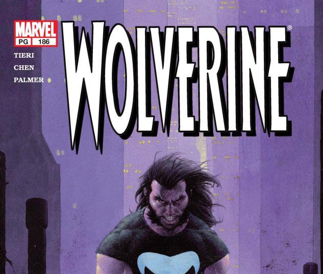 WOLVERINE (1988) #186