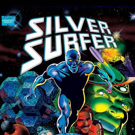 Silver Surfer Enslavers