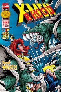 X-Men Vs. Brood #2