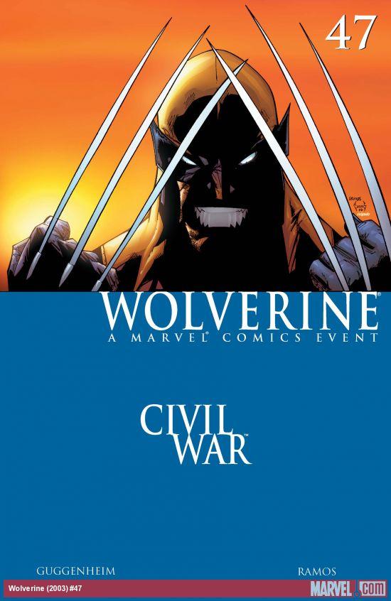 Wolverine (2003) #47