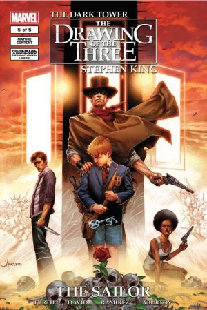Dark Tower: The Drawing of the Three - The Sailor (2016) #5