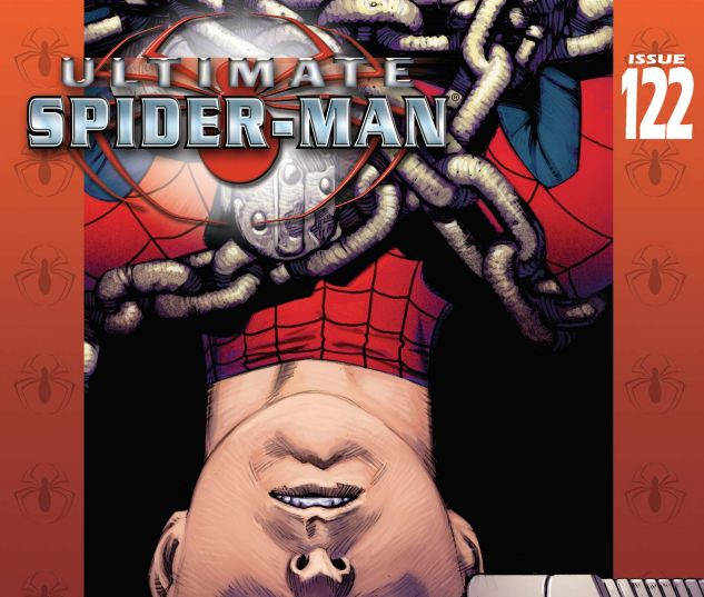 ULTIMATE SPIDER-MAN (2000) #122