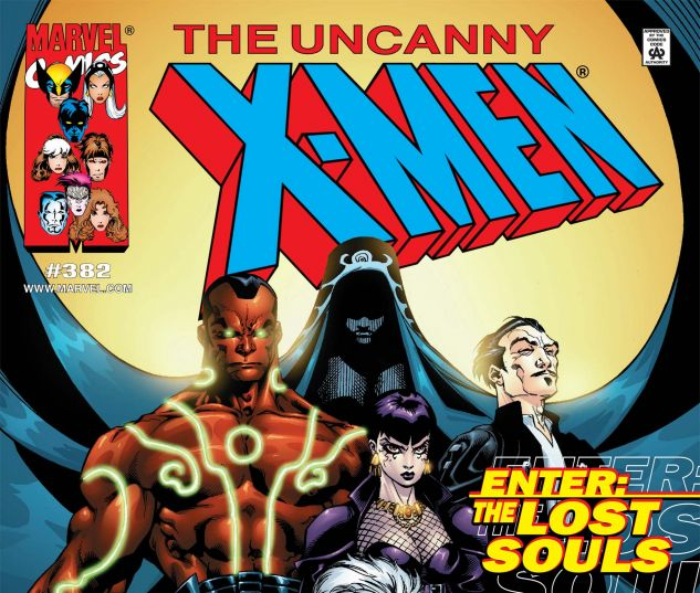 UNCANNY X-MEN (1963) #382