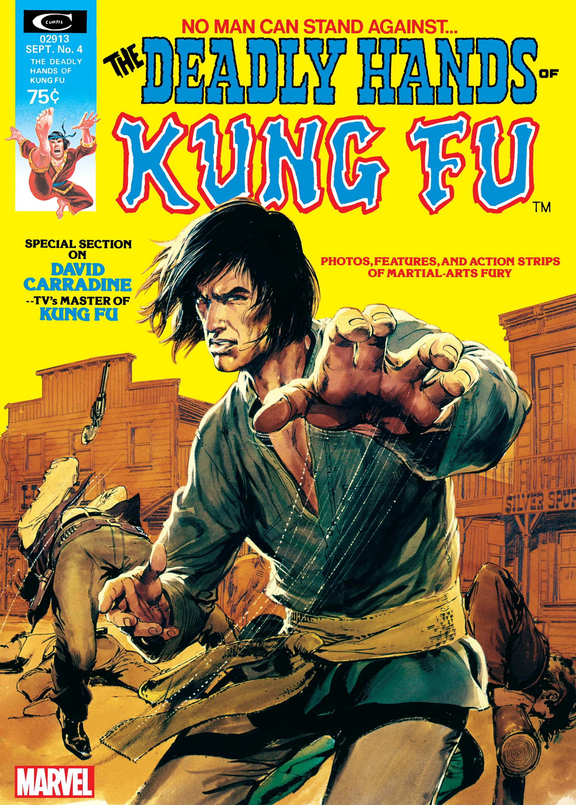Deadly Hands of Kung Fu (1974) #4
