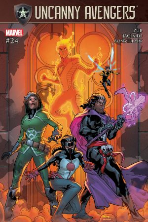 Uncanny Avengers (2015) #24