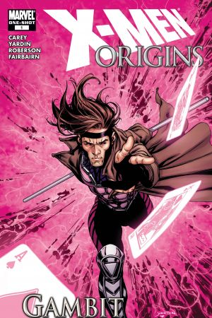 X-Men Origins: Gambit (2009) #1