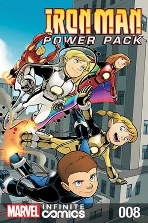 Iron Man and Power Pack (2017) #8