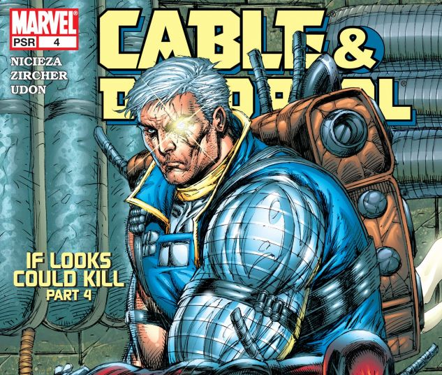 CABLE & DEADPOOL (2004) #4