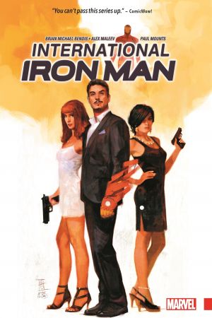 International Iron Man (Trade Paperback)