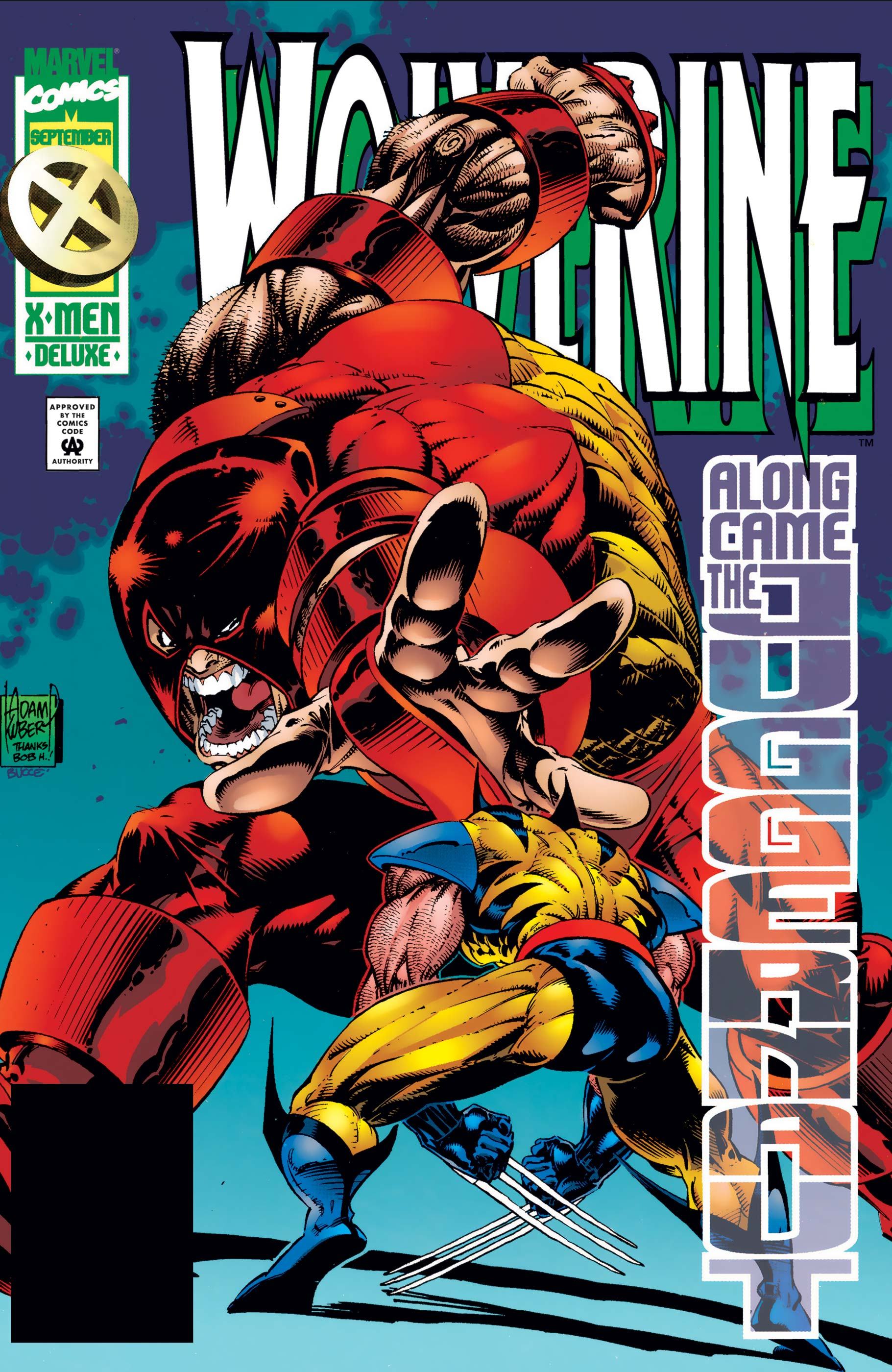 Wolverine (1988) #93