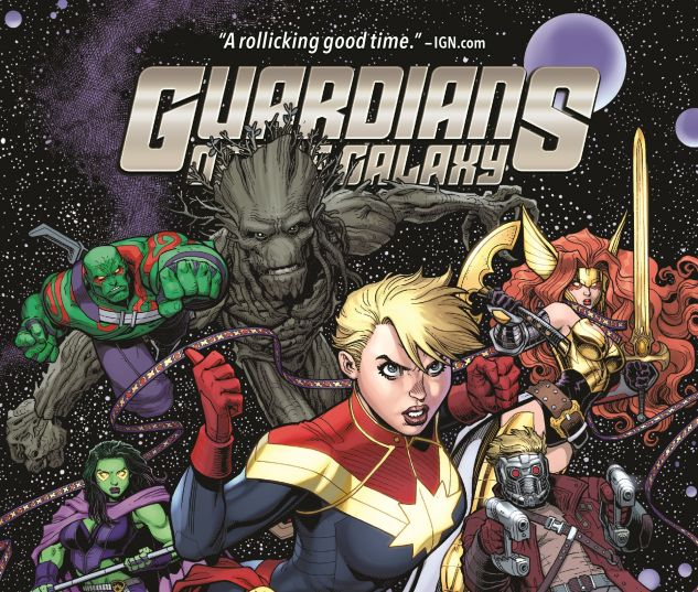 Guardians Of The Galaxy: New Guard Vol. 3