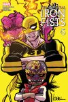Iron Fists: CMX Digital Comic (2017) #5