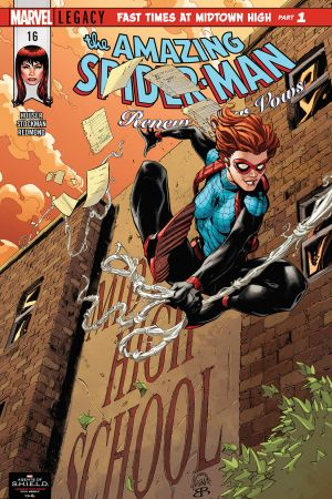 Amazing Spider-Man: Renew Your Vows #16