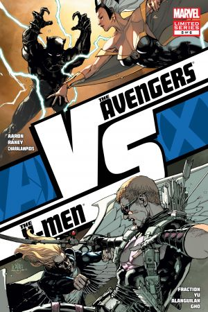 Avengers Vs. X-Men: Versus #5