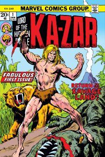 Ka-Zar (1974) #1