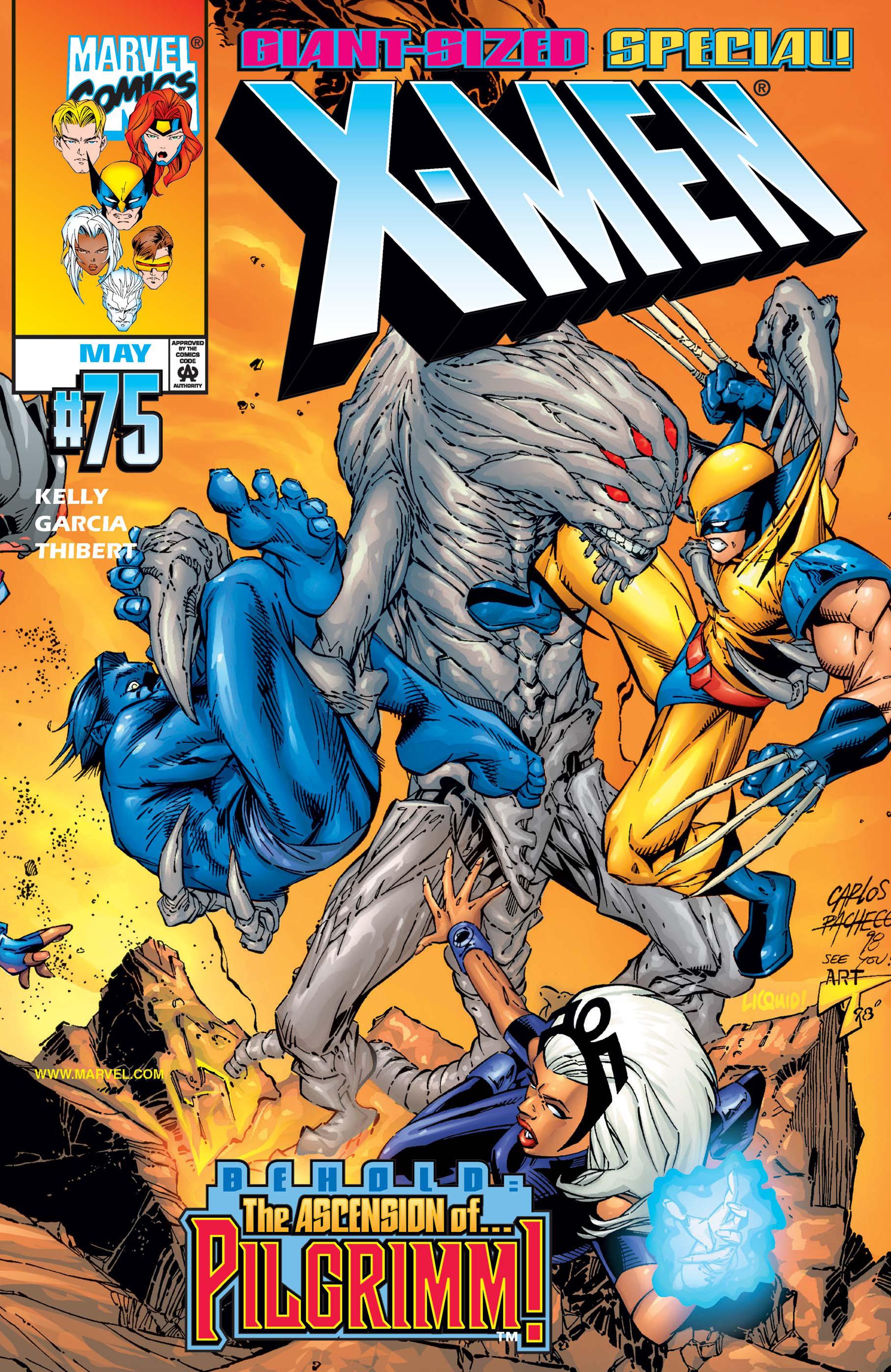 X-Men (1991) #75