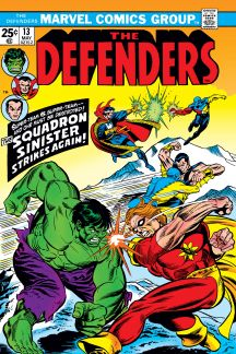 Defenders (1972) #13