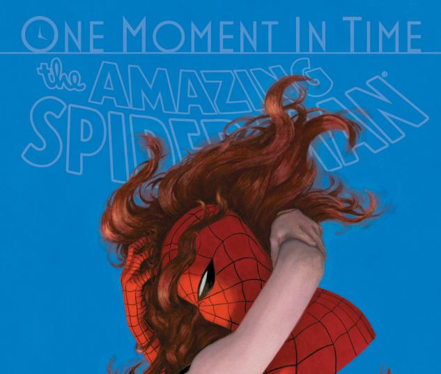 SPIDER-MAN: ONE MOMENT IN TIME TPB