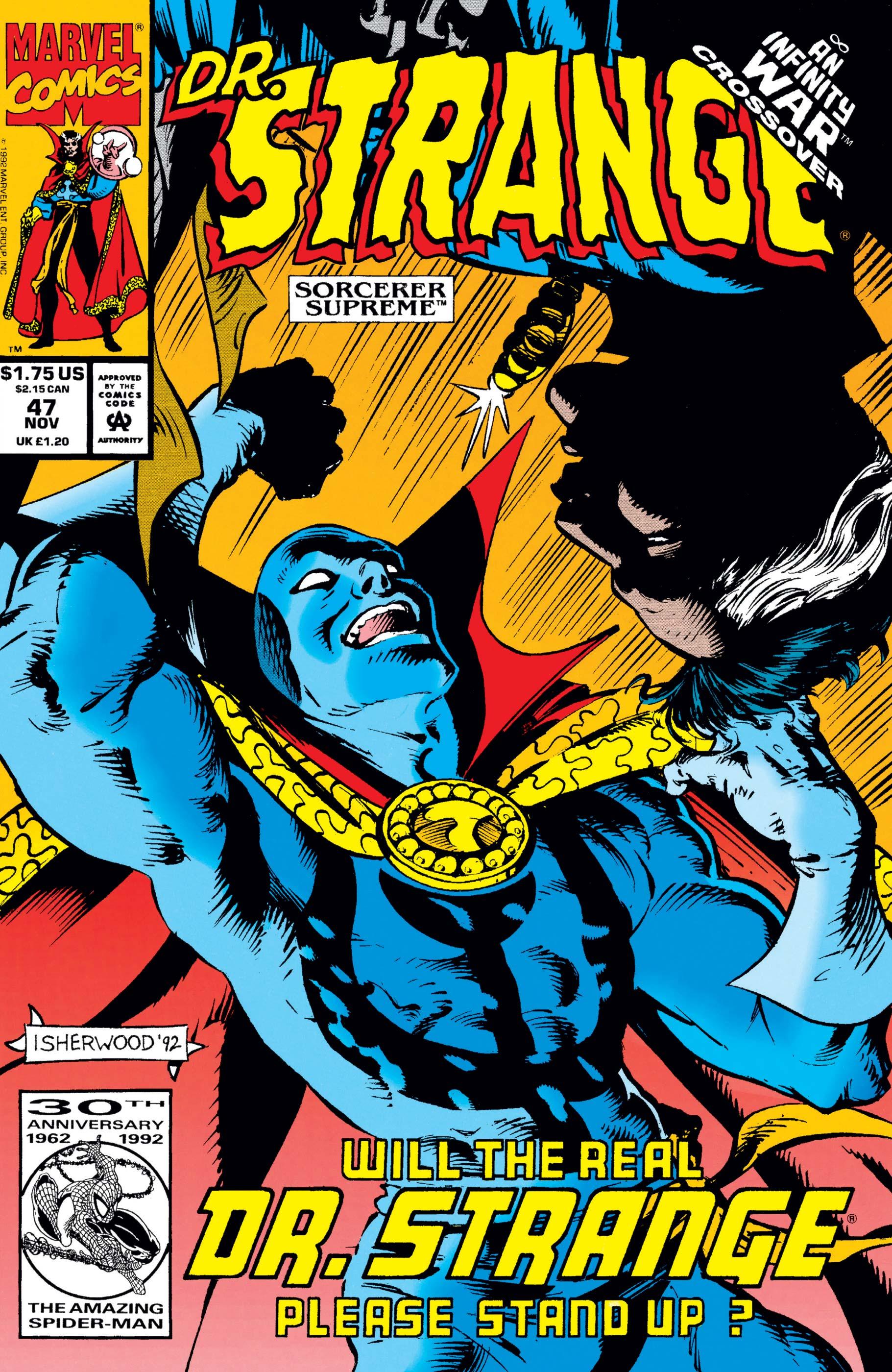 Doctor Strange, Sorcerer Supreme (1988) #47