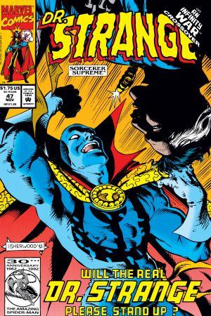 Doctor Strange, Sorcerer Supreme #47