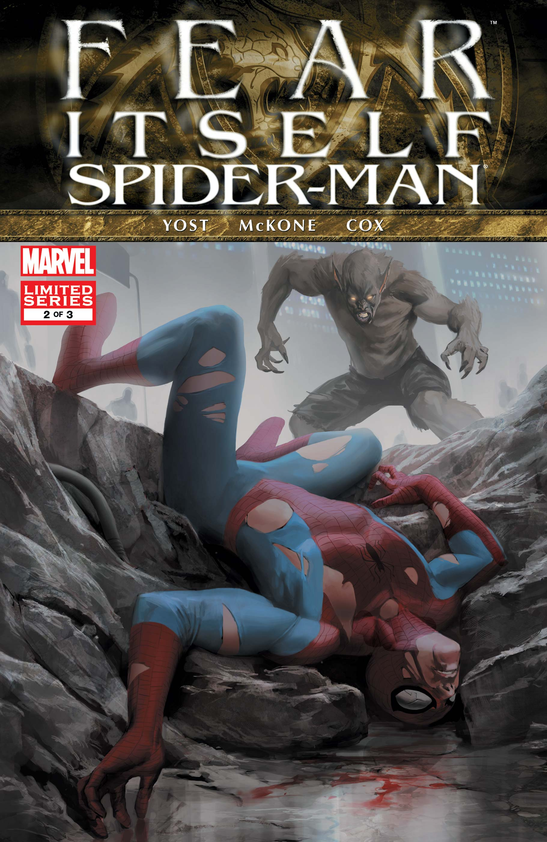 Fear Itself: Spider-Man (2011) #2