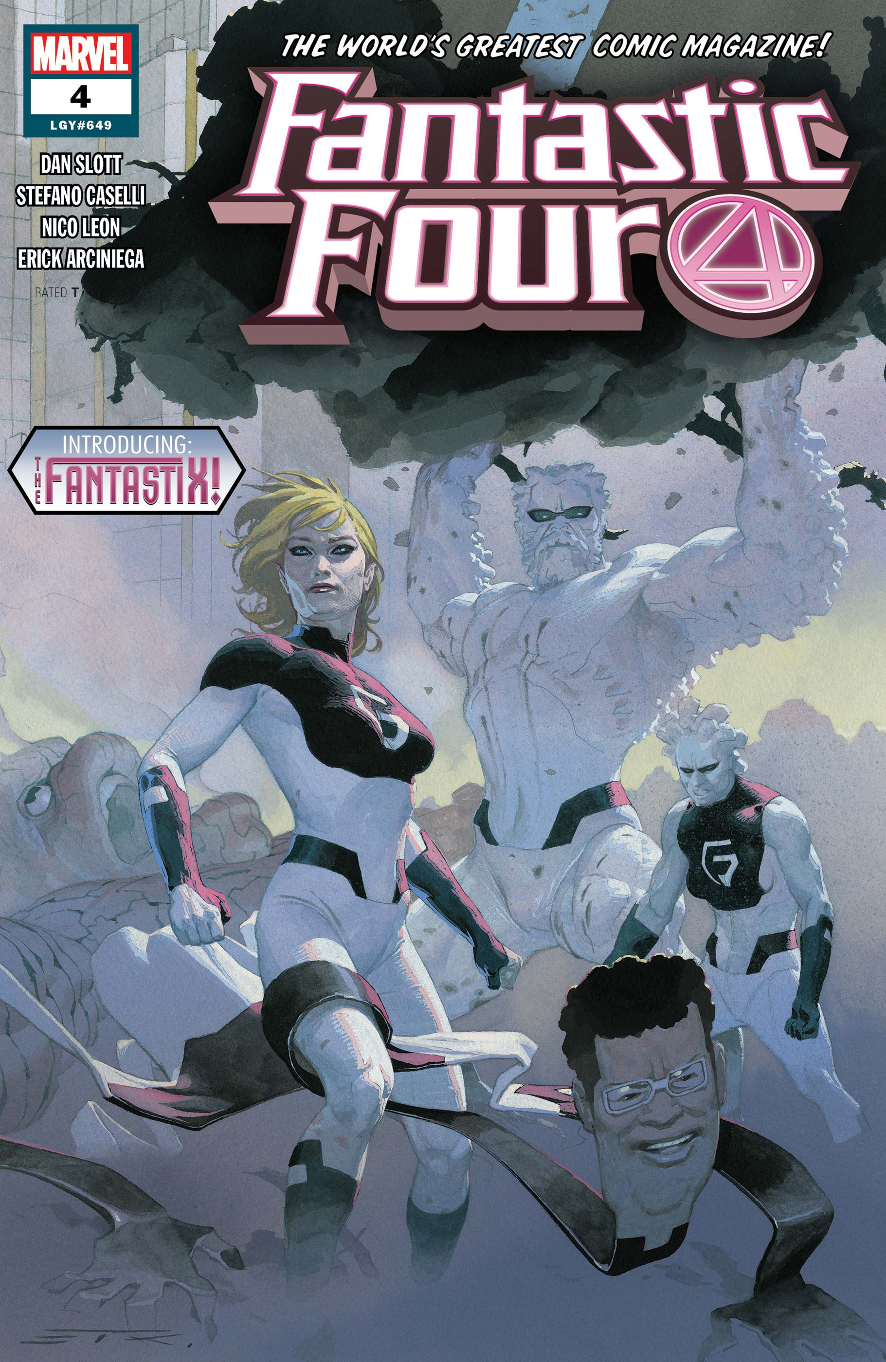 Fantastic Four (2018) #4