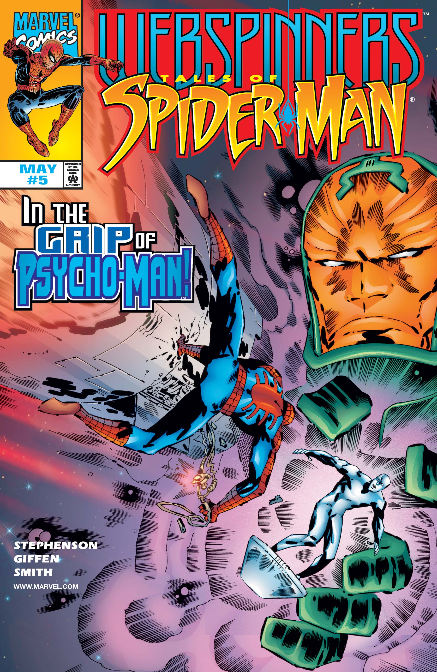 Webspinners: Tales of Spider-Man (1999) #5
