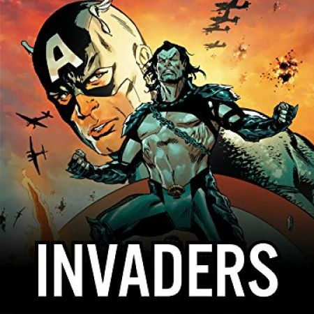 Invaders (2019 - Present)