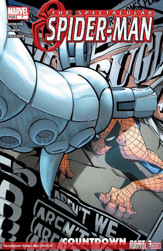 Spectacular Spider-Man (2003) #7