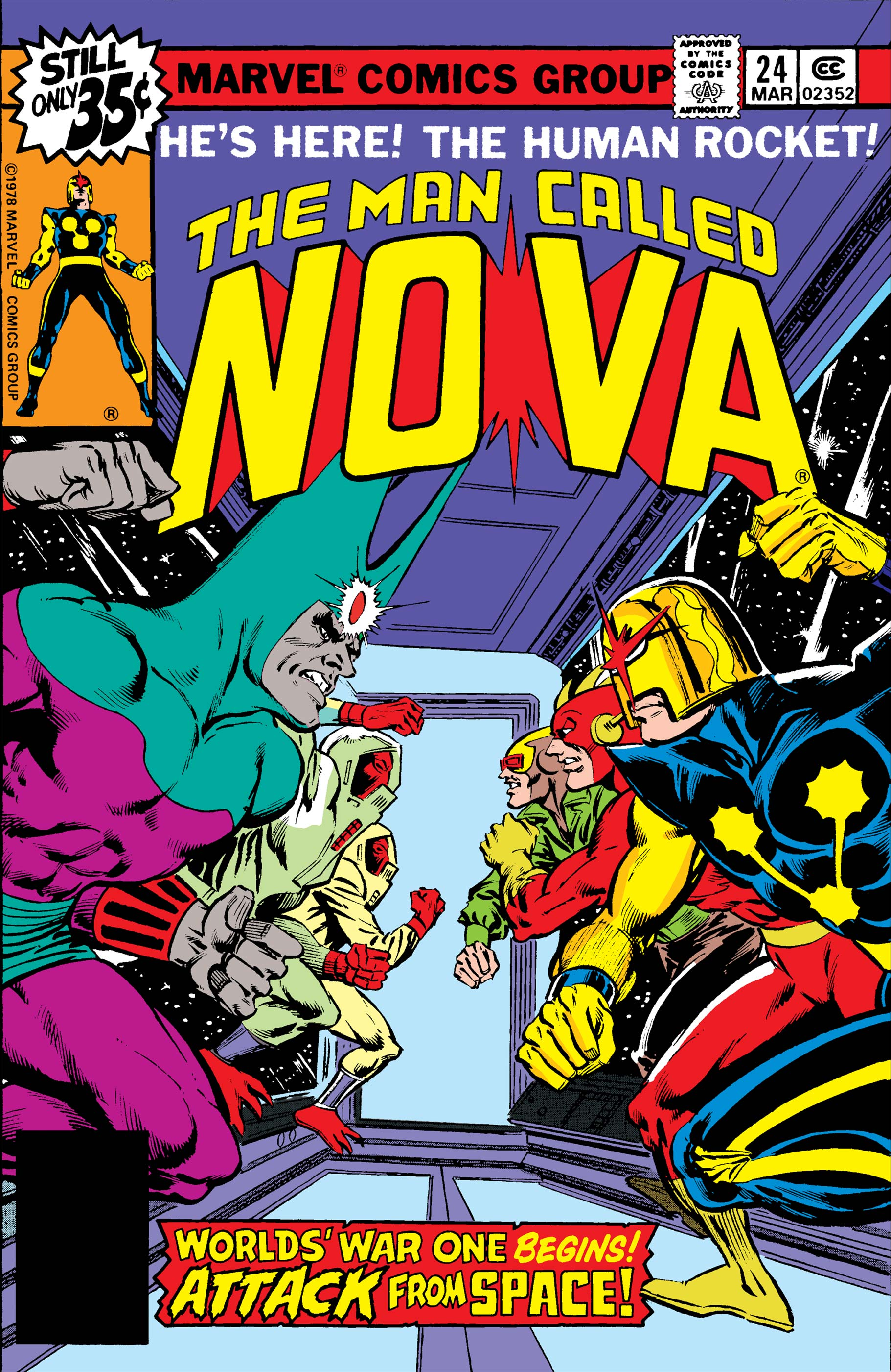 Nova (1976) #24