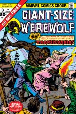 Giant-Size Werewolf by Night (1974) #3 cover