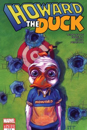 Howard the Duck (2007) #1