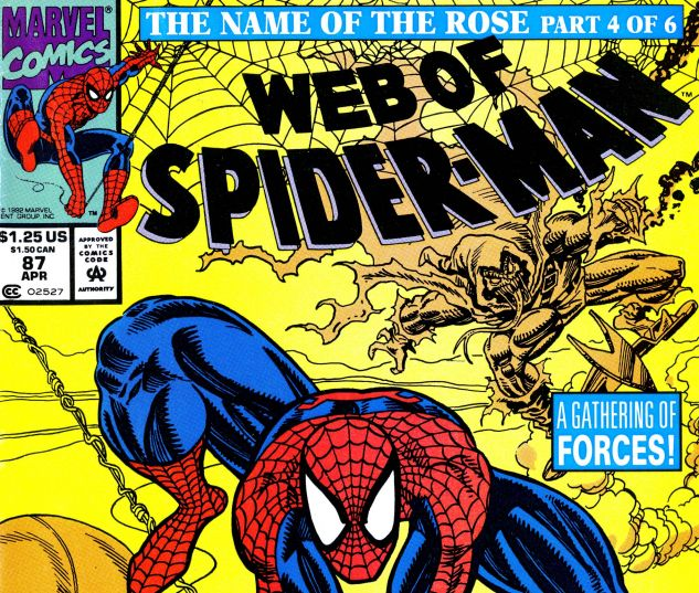 Web of Spider-Man (1985) #87