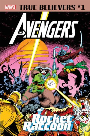True Believers: Avengers - Rocket Raccoon #1