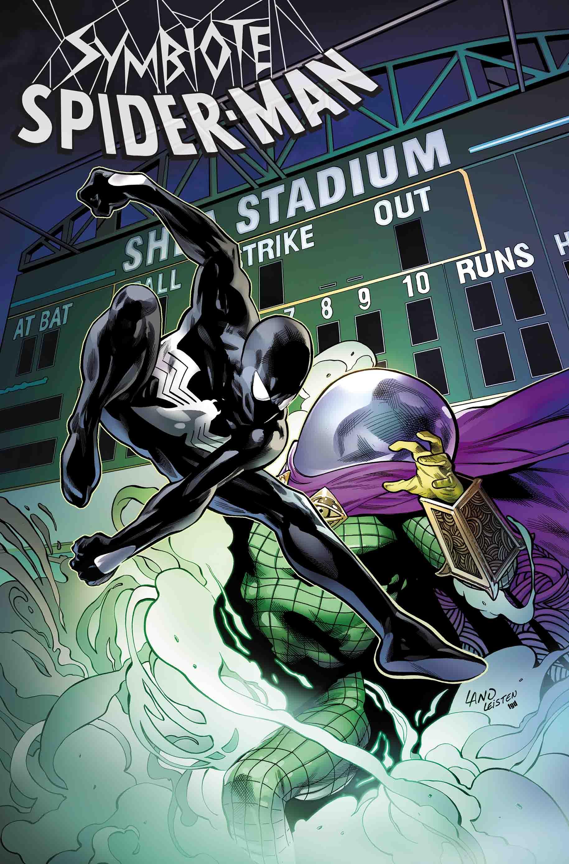 Symbiote Spider-Man (2019) #5