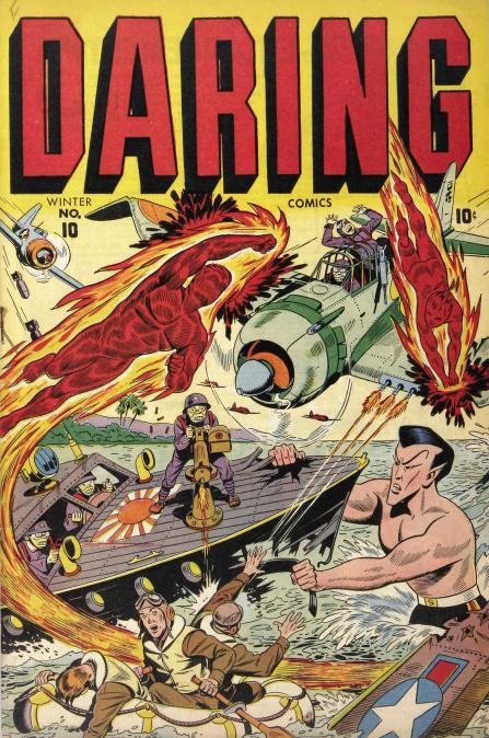 Daring Comics (1940) #10