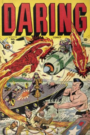 Daring Comics #10