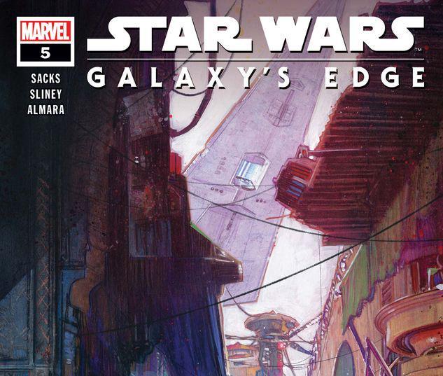 Star Wars: Galaxy's Edge #5