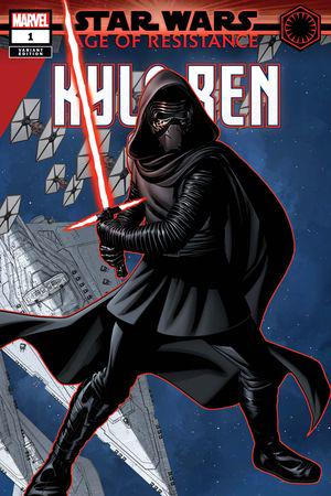 Star Wars: Age Of Resistance - Kylo Ren (2019) #1 (Variant)