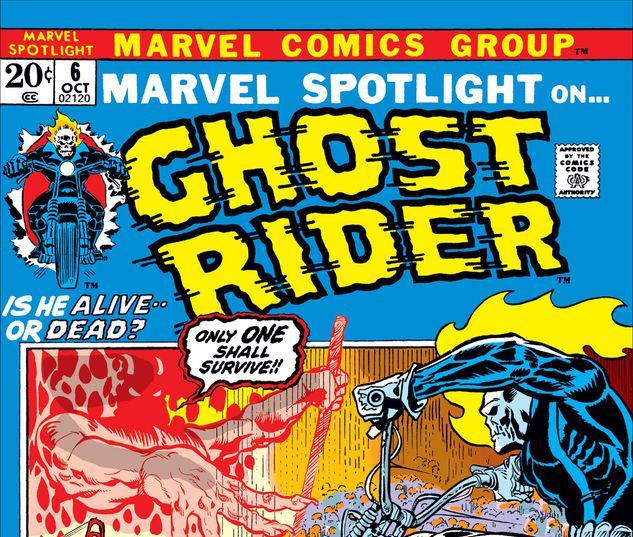 Marvel Spotlight #6