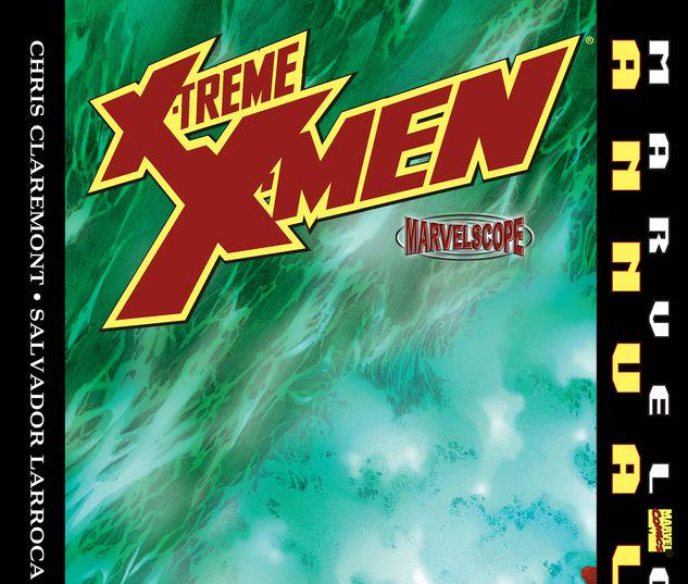 X-TREME X-MEN ANNUAL 1 #1