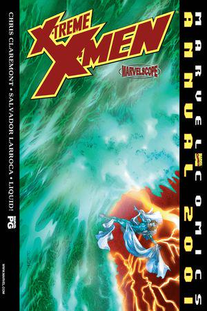 X-Treme X-Men Annual (2001) #1
