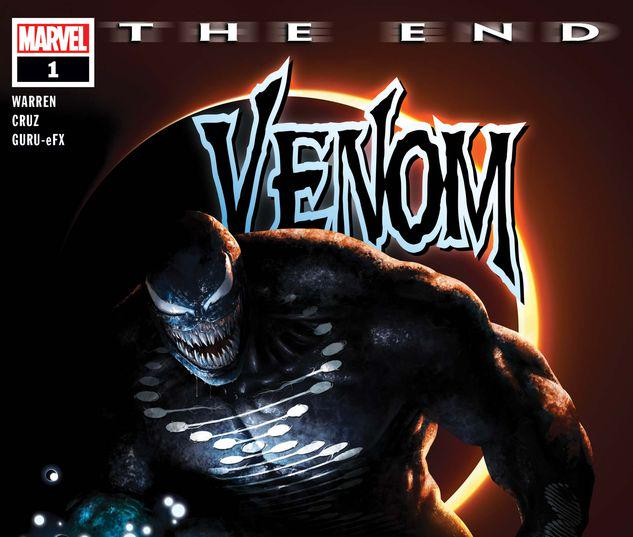VENOM: THE END 1 #1