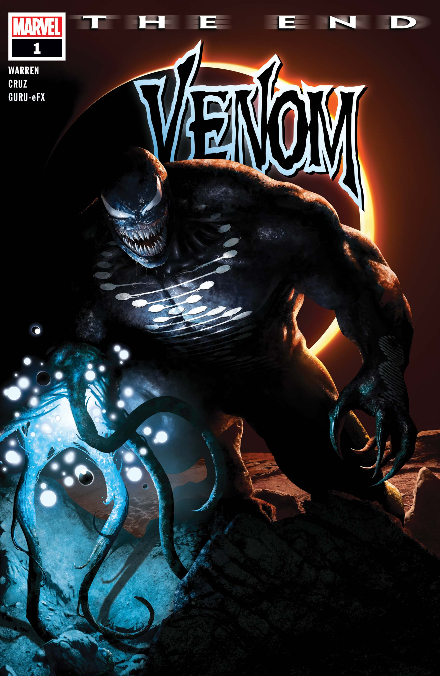 Venom: The End (2020) #1