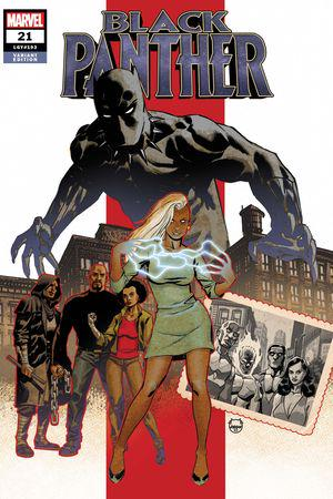 Black Panther #21  (Variant)
