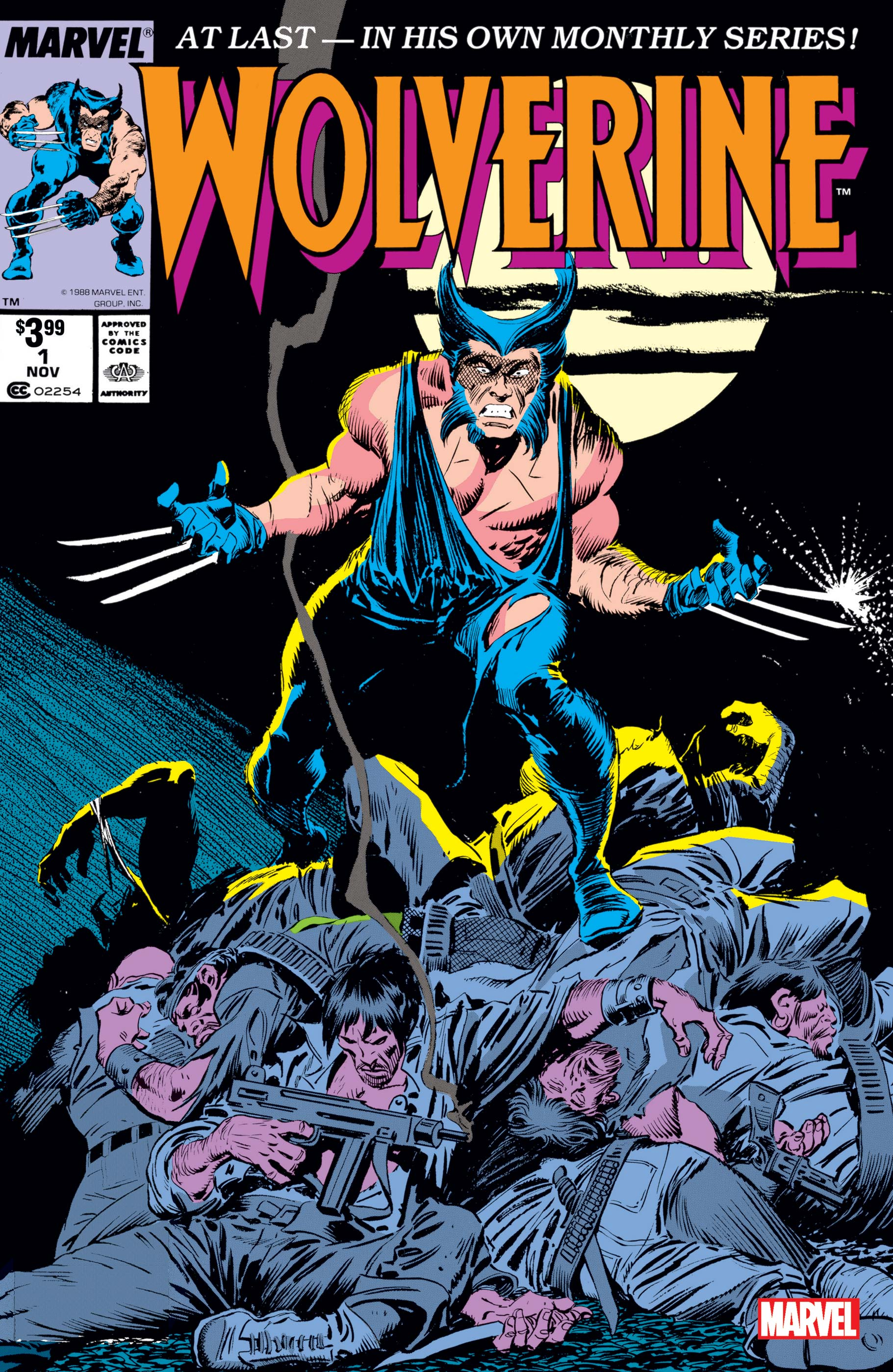 Wolverine by Claremont & Buscema Facsimile Edition (2020) #1