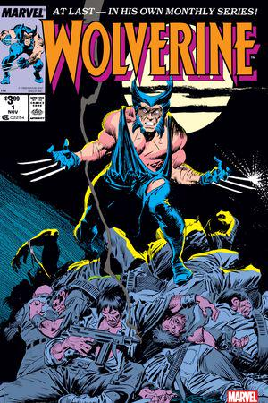 Wolverine by Claremont & Buscema Facsimile Edition #1