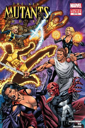 New Mutants Forever #3